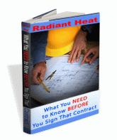 Ebook cover: Radiant Heat