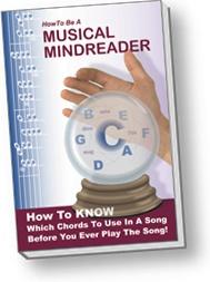 Ebook cover: Musical Mind Reader