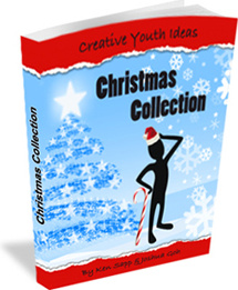 Ebook cover: Creative Youth Ideas Christmas Collection