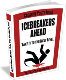 Ebook cover: Icebreakers Ahead