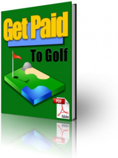 Ebook cover: Get Paid to Golf