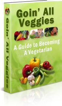 Ebook cover: Goin' All Veggies