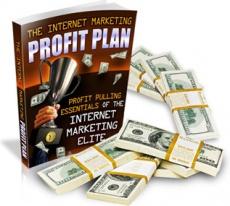 Ebook cover: The Internet Marketing Profit Plan