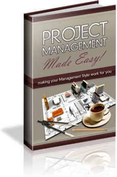 Ebook cover: Project Management Made Easy!
