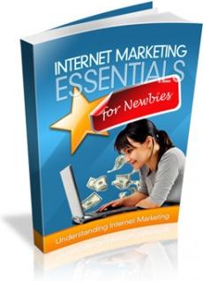 Ebook cover: Internet Marketing Essentials For Newbies