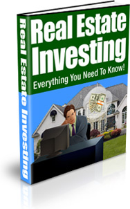 Ebook cover: Real Estate Investing