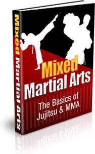 Ebook cover: Mixed Martial Arts