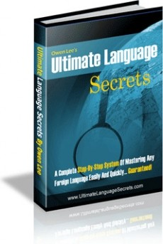 Ebook cover: Ultimate Language Secrets
