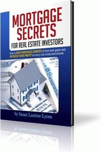 Ebook cover: Mortgage Secrets