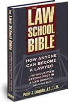 Ebook cover: Law School Bible
