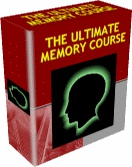 Ebook cover: The Ultimate Memory Course