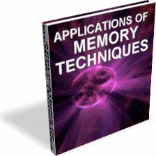 Ebook cover: Applications of Memory techniques