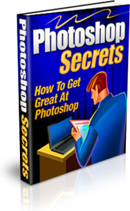 Ebook cover: Photoshop Secrets