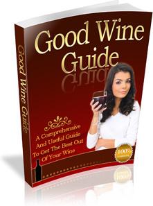 Ebook cover: Good Wine Guide