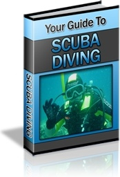 Ebook cover: A Guide to Scuba Diving