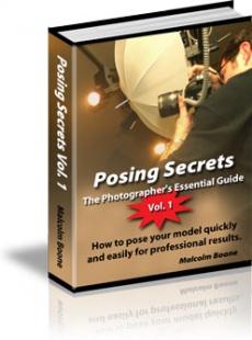 Ebook cover: Posing Secrets