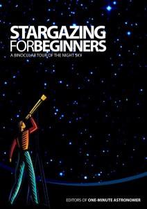 Ebook cover: Stargazing For Beginners