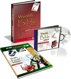 Ebook cover: Wealth Bible