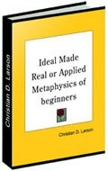 Ebook cover: Ideal Made Real