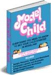 Ebook cover: Model Child