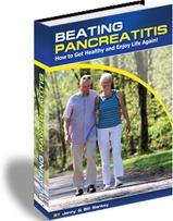 Ebook cover: Beating Pancreatitis