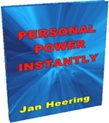 Ebook cover: Personal Power Instantly