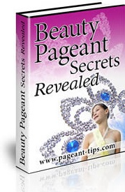 Ebook cover: Beauty Pageant Secrets Revealed