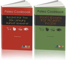 Ebook cover: Paleo Cookbooks