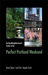 Ebook cover: Perfect Portland Weekend
