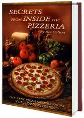 Ebook cover: Secrets from Inside the Pizzeria