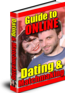 Ebook cover: Guide To Online Dating and  Matchmaking