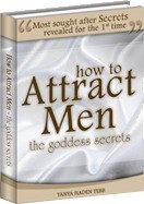 Ebook cover: How To Attract Men
