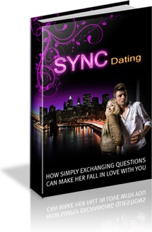 Ebook cover: Sync Dating