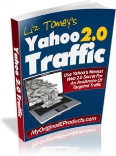 Ebook cover: Yahoo 2.0 Traffic