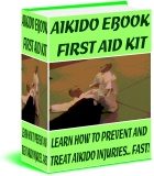Ebook cover: Aikido Ebooks First Aid Kit