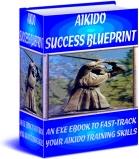 Ebook cover: AIKIDO SUCCESS BLUEPRINT