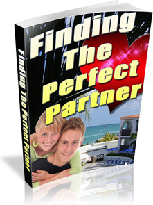 Ebook cover: Finding The Perfect Partner