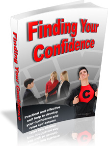 Ebook cover: Boost Your Self Confidence