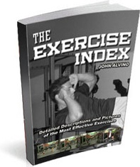 Ebook cover: The Exercise Index