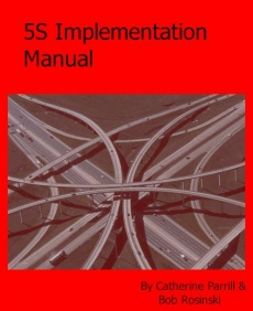 Ebook cover: 5S Implementation Manual