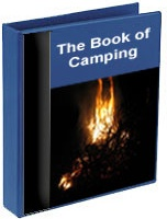 Ebook cover: The Book of Camping
