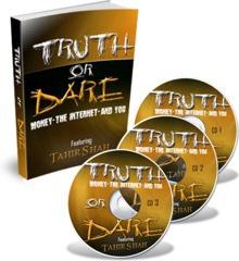 Ebook cover: Truth or Dare