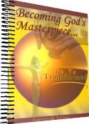 Ebook cover: Becoming God's Masterpiece