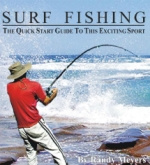 Ebook cover: Surf Fishing The Quick Start Guide To This Exciting Sport