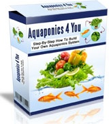 Ebook cover: Ultimate Aquaponics Home System