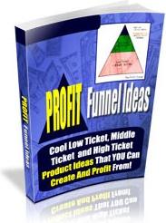 Ebook cover: Profit Funnel Ideas