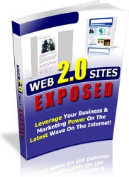 Ebook cover: Web 2.0 Sites Exposed