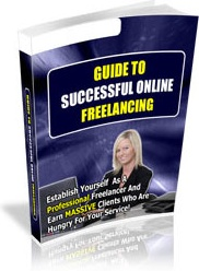 Ebook cover: Guide To Successful Online Freelancing