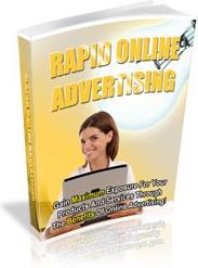 Ebook cover: Rapid Online Advertising
