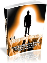 Ebook cover: The Aggressive Reseller